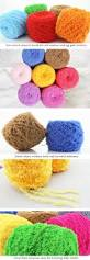 100g 26 colors thickened three ply soft coral fleece knitting wool