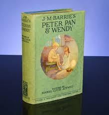 peter pan wendy mabel lucie attwell illustrator barrie