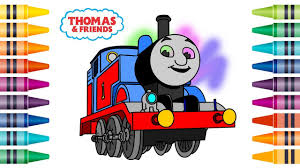 how to draw coloring pages thomas and friends nursery rhymes for