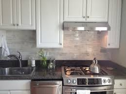 ceramic kitchen backsplash modern ceramic tile backsplash twist on a classic kitchen