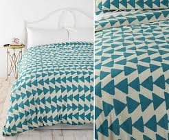 geometric pattern bedding decorating triangle motif bedding diamond shape geometric pattern