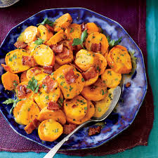 cooker sweet potatoes with bacon recipe myrecipes