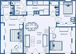 floor plans 3 bedroom 2 bath house plan 3 bedroom 2 bath nrtradiant