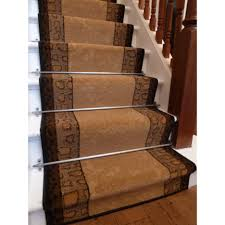Leopard Runner Rug Stair Inspiring Stair Design With Shaped Using Brown