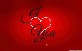 valentines day i love you card 4k hd desktop wallpaper for 4k
