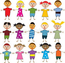 children and science recherche picto child