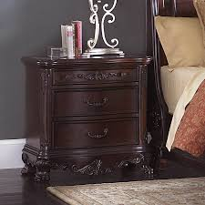 Small Bedroom Night Stands Interesting Natural Wood Nightstands Coolest Small Bedroom Design