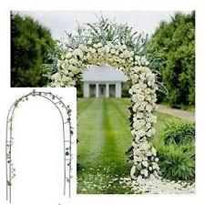 wedding archway wedding archway metal arch decoration garden outdoor flowers