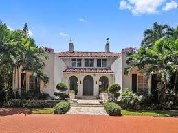 coral gables florida home for sale architectural digest