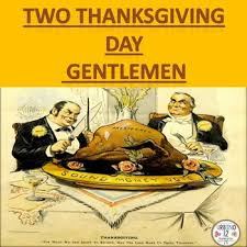 two thanksgiving day gentlemen by o henry worksheet by urbino12 tpt