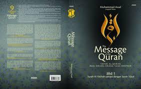 the message of the qur an by muhammad asad islam indonesia islam untuk semua kajian haidar bagir tafsir