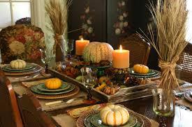 decoración de mesas para thanksgiving 1001 consejos