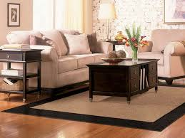area rug in living room living room natural using living room with area rug ideas rugs
