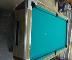 Valley Pool Table by Valley 7ft Coin Op Pool Table New Felt Pt166 U2013 Thomas Games