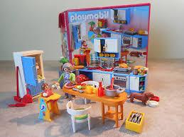 playmobil cuisine 5329 playmobil 5574 maison moderne eur 204 99 picclick fr