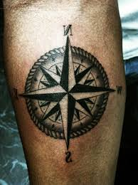 nautical compass rose tattoo meaning compass tattoos designs