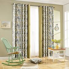 Country Curtains For Living Room White Patterned Embroidery Linen Country Curtains For Living Room