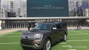 2018 ford expedition debut lighten up 2018 ford expedition debuts