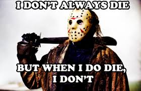 Jason Voorhees Meme - image 542802 horror movie logic know your meme