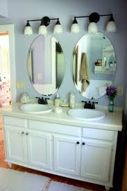 Bathroom Mirror Ideas Pinterest by Endearing 30 Bathroom Mirror And Light Ideas Inspiration Of 25