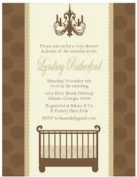 vintage baby shower invitations classic baby shower invitations chandelier invite baby