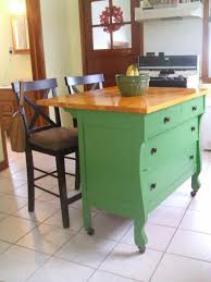 do it yourself kitchen islands small with chalk color and wooden simple diy kitchen island ideas