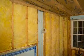 walk out basement wall insulation