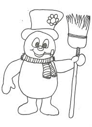 drawn snowman frosty the snowman pencil and in color drawn