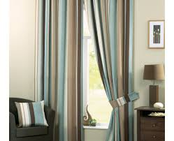 Tan And White Horizontal Striped Curtains Curtains Red Striped Curtains Pleasing Red Stripe Grommet