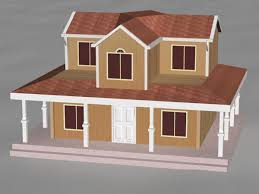 shed architectural style colonial architectural style house max 3ds max software