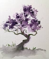 bonsai tree these little bonsai tree paintings are a simple way to