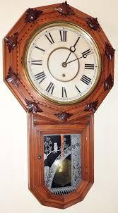 Mantel Clocks Antique William L Gilbert Clock Company Antique Clocks Guy Antique