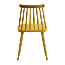 chaise potiron potiron chaise jaune brandalley