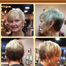 highlights and lowlights for graying hair portfolio salon isis