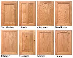 Replacement Oak Cabinet Doors Cabinet Doors Planinar Info