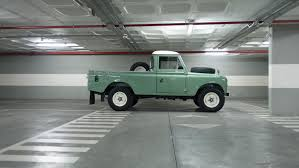 land rover pickup truck here u0027s a pristine land rover pickup series for sale columnm
