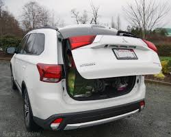mitsubishi outlander 2016 review rave and review lifestyle travel and shopping blog from seattle