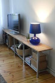 How To Make Wooden Shelving Units by How To Hack Ikea Hyllis Shelving Unit 5 Diy Ideas Shelterness