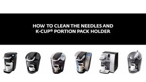 Keurig Descale Light How To Clean Your Keurig K Cup Brewer Needles Popular Videos