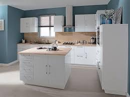 bricoman meuble cuisine cuisine blanche brian inspiration sur l intã rieur et les meubles