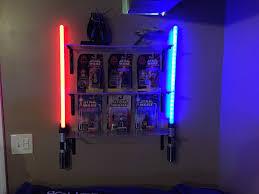Lightsaber Bedroom Light Lightsaber Bedroom Light Collection Ideas Shelves Interior