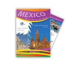 download travel vacation postcard design brochure templates