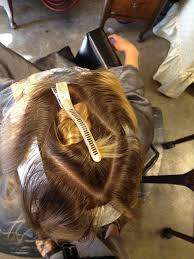 hair foils styles pictures how to foil your own hair beauty pinterest hair coloring