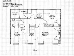 Scale Floor Plan How To Plan Purge And Pack For Your Next Move