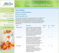 wedding registry online create fantastic wish lists with online gift registries techlicious