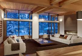 Warm Up Your Home With These Home Interior Designs Involving Wood - Wood living room design