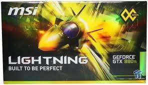 pubg 980 ti msi geforce gtx 980 ti lightning video card review