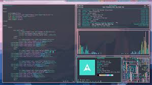 how to make windows look like this archlabs linux
