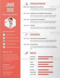 Free Creative Resume Design Templates Creative Resume Layouts Cbshow Co