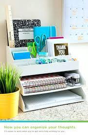 Back To School Desk Organization Victor Desks Organizer Home Accessory Desk Office Supplies